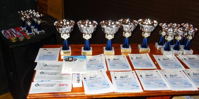 Награждение КВМР-2014